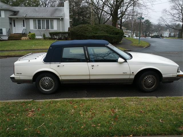 1989 Oldsmobile 98 Regency Brougham