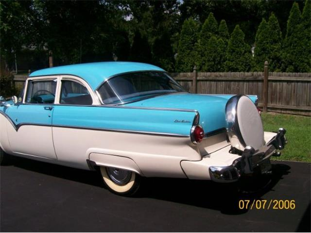 1955 Ford Fairlane 500 (CC-1165083) for sale in Cadillac, Michigan