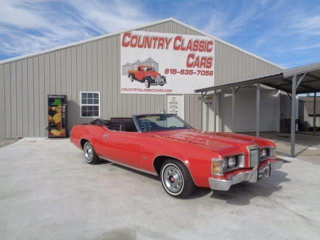 1973 Mercury Cougar (CC-1165118) for sale in Staunton, Illinois