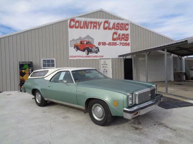 1977 Chevrolet El Camino (CC-1165120) for sale in Staunton, Illinois