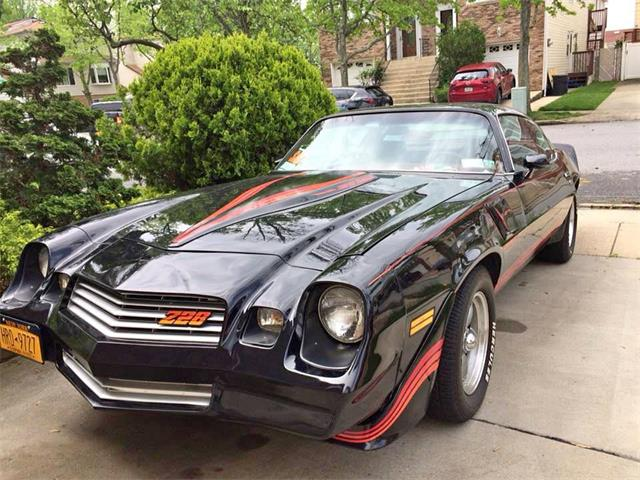 1980 Chevrolet Camaro (CC-1165173) for sale in West Pittston, Pennsylvania