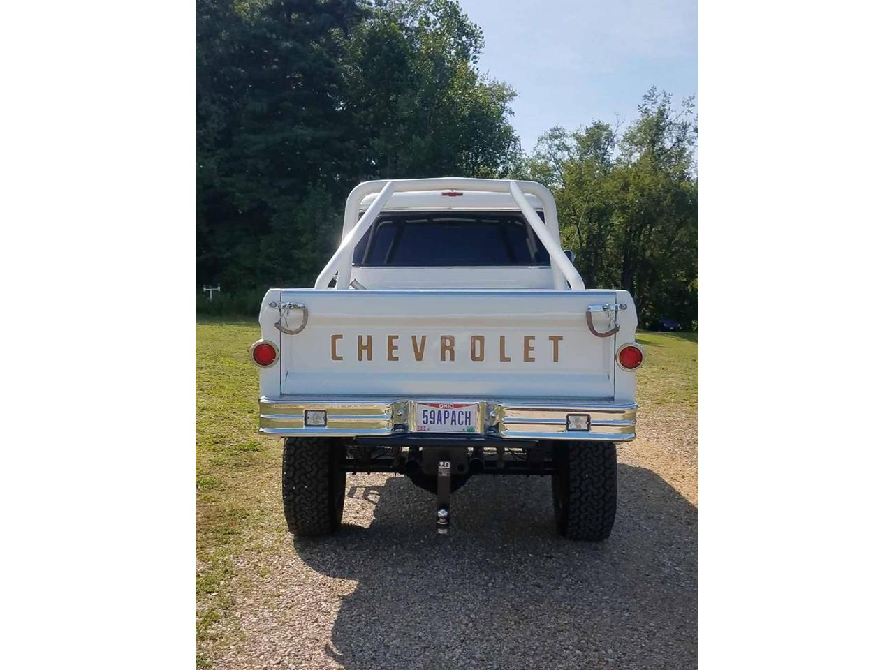 1959 Chevrolet 3100 (CC-1165175) for sale in West Pittston, Pennsylvania
