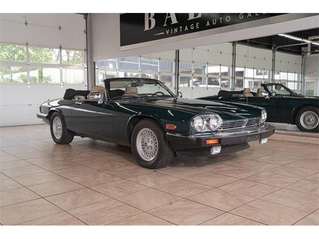 1991 Jaguar XJ (CC-1165310) for sale in St. Charles, Illinois