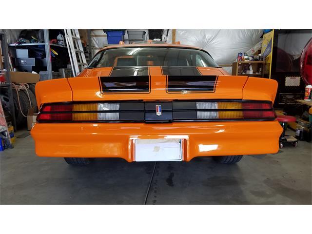 1979 Chevrolet Camaro (CC-1165391) for sale in Elizabeth, Colorado