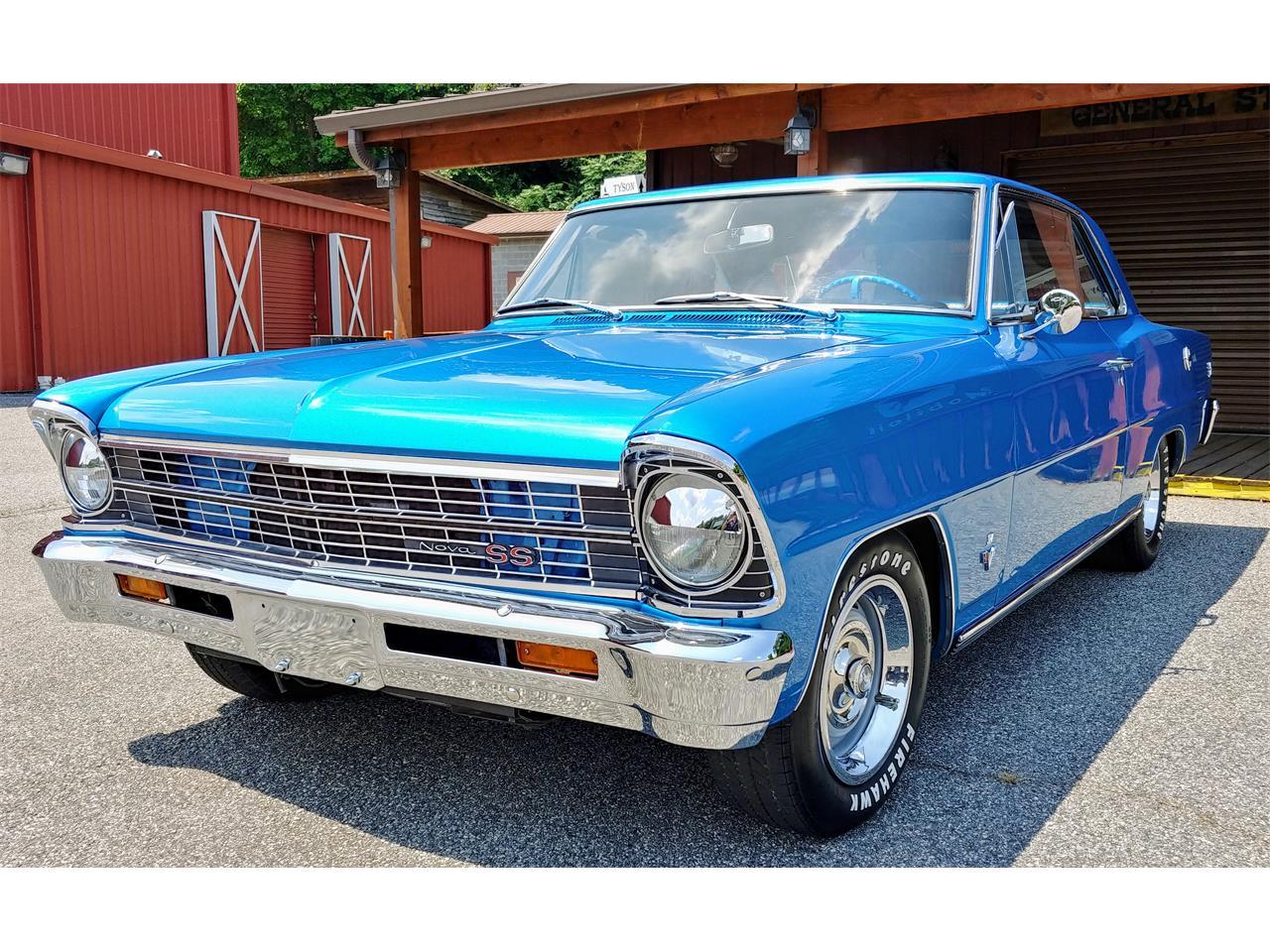 1967 Chevrolet Chevy Ii Nova For Sale Classiccars Com Cc 1165421