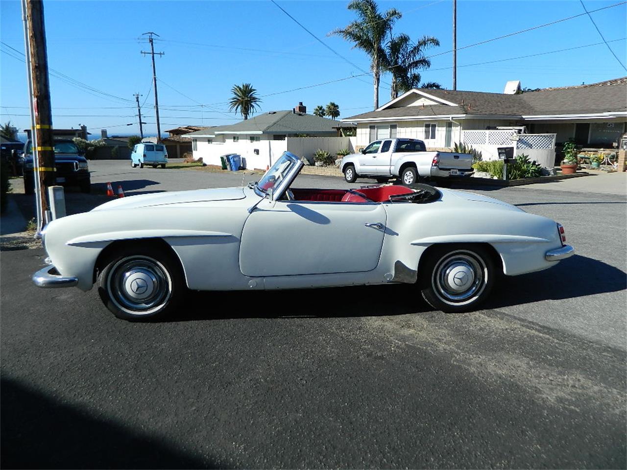 1956 Mercedes-Benz 190SL (CC-1165426) for sale in Orange, California