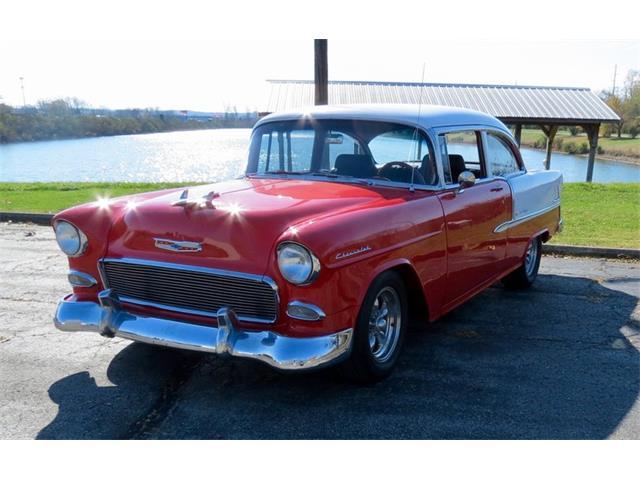 1955 Chevrolet Bel Air (CC-1165471) for sale in Dayton, Ohio