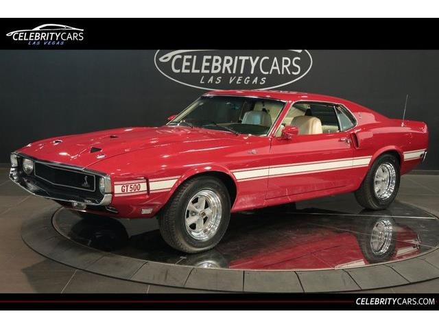 1969 Shelby GT500 (CC-1165488) for sale in Las Vegas, Nevada