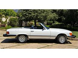 1980 Mercedes-Benz 450SL (CC-1165508) for sale in Santa Barbara, California
