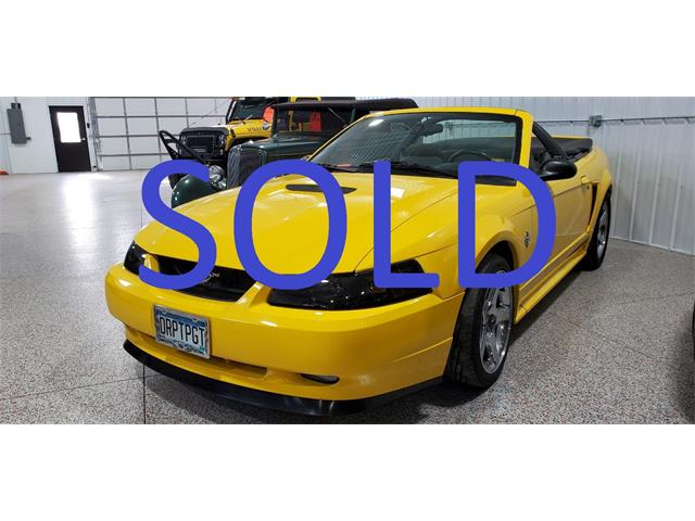 1999 Ford Mustang (CC-1165613) for sale in Annandale, Minnesota