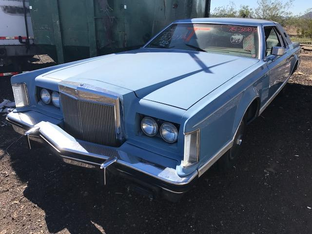 1978 Lincoln Continental Mark III (CC-1165677) for sale in Phoenix, Arizona