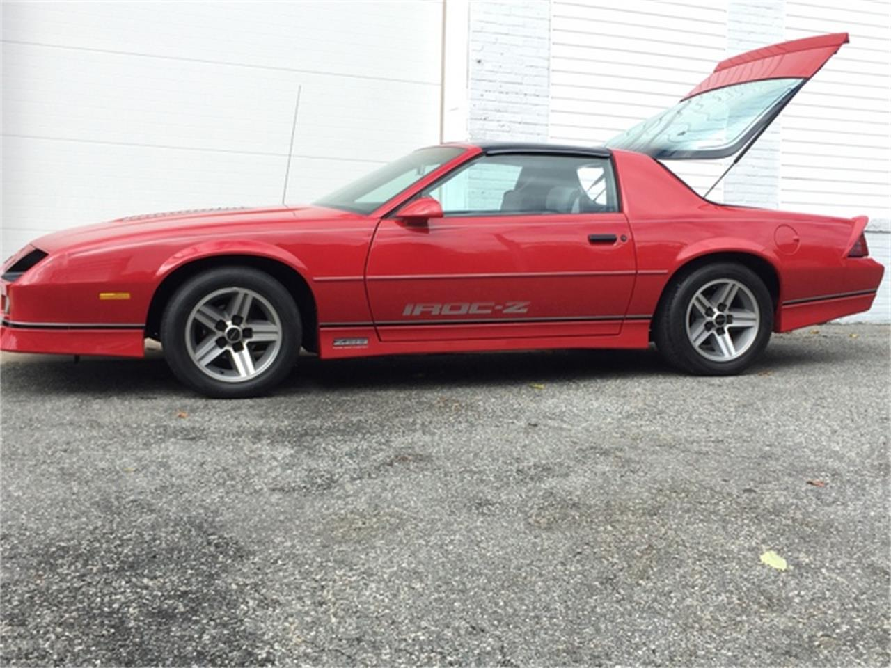 1985 Chevrolet Camaro IROC Z28 (CC-1166117) for sale in East Longmeadow, Massachusetts