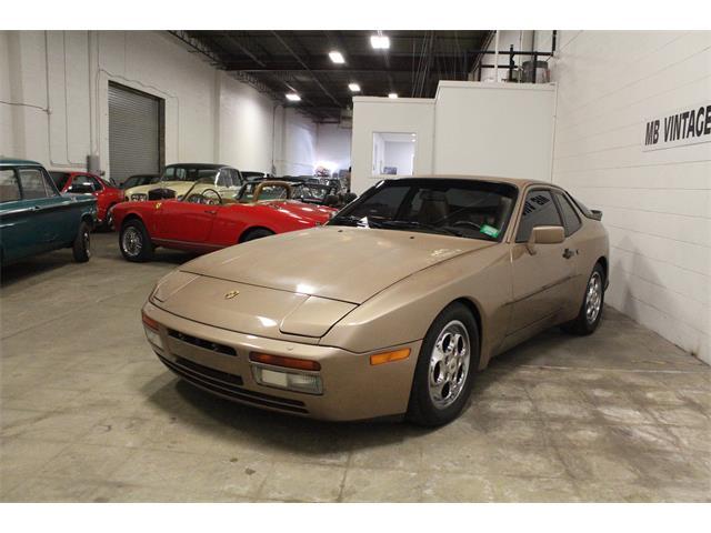 1987 Porsche 944S (CC-1166119) for sale in Cleveland, Ohio