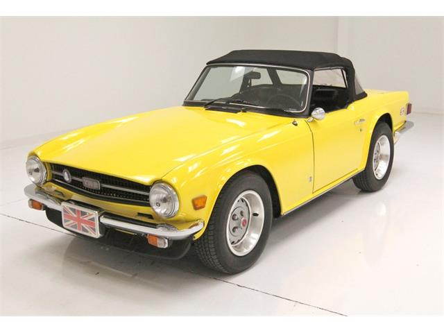 1974 Triumph TR6 (CC-1166163) for sale in Morgantown, Pennsylvania