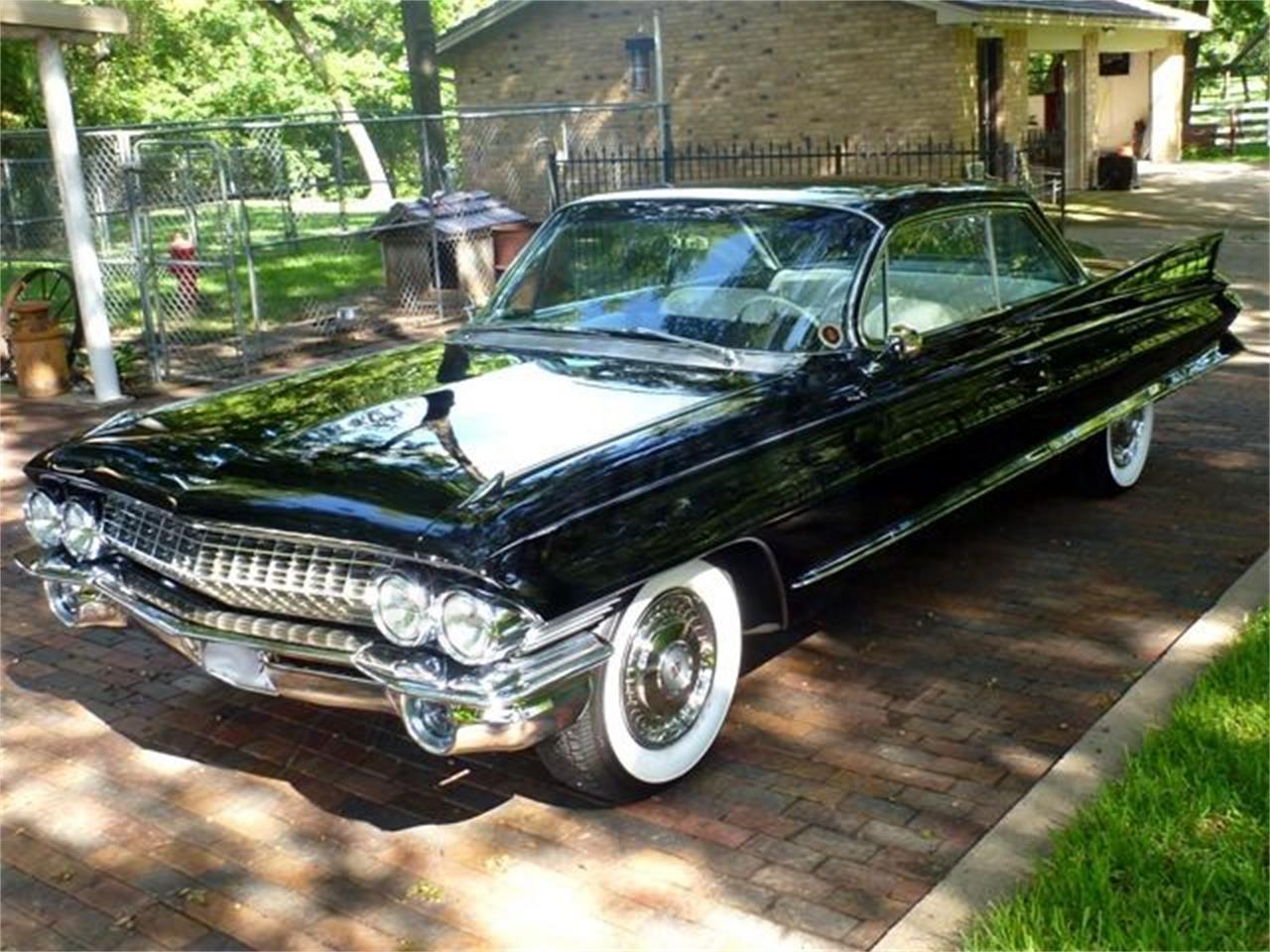 1961 Cadillac DeVille (CC-1166191) for sale in Arlington, Texas