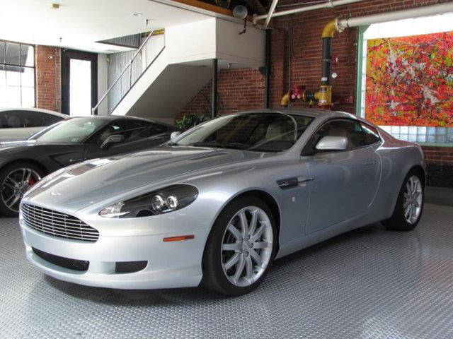 2005 Aston Martin DB9 (CC-1166295) for sale in Hollywood, California