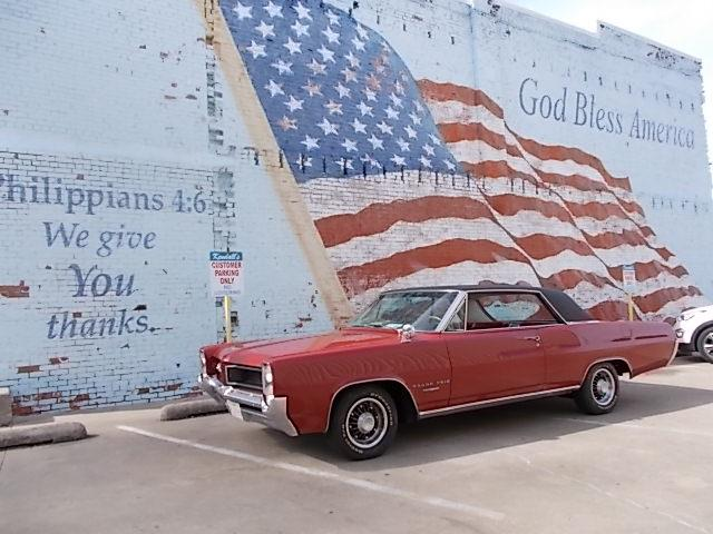 1964 Pontiac Grand Prix (CC-1166341) for sale in Skiatook, Oklahoma