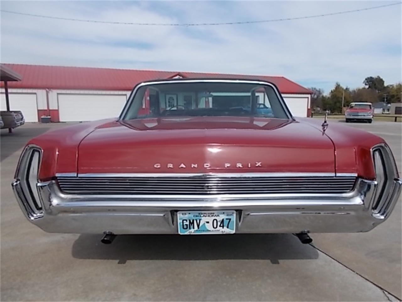 1964 Pontiac Grand Prix (CC-1166341) for sale in Skiatook, Oklahoma