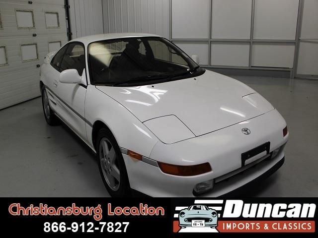 1992 Toyota MR2 (CC-1166400) for sale in Christiansburg, Virginia
