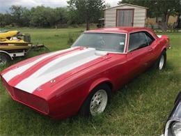 1968 Chevrolet Camaro (CC-1166407) for sale in Cadillac, Michigan