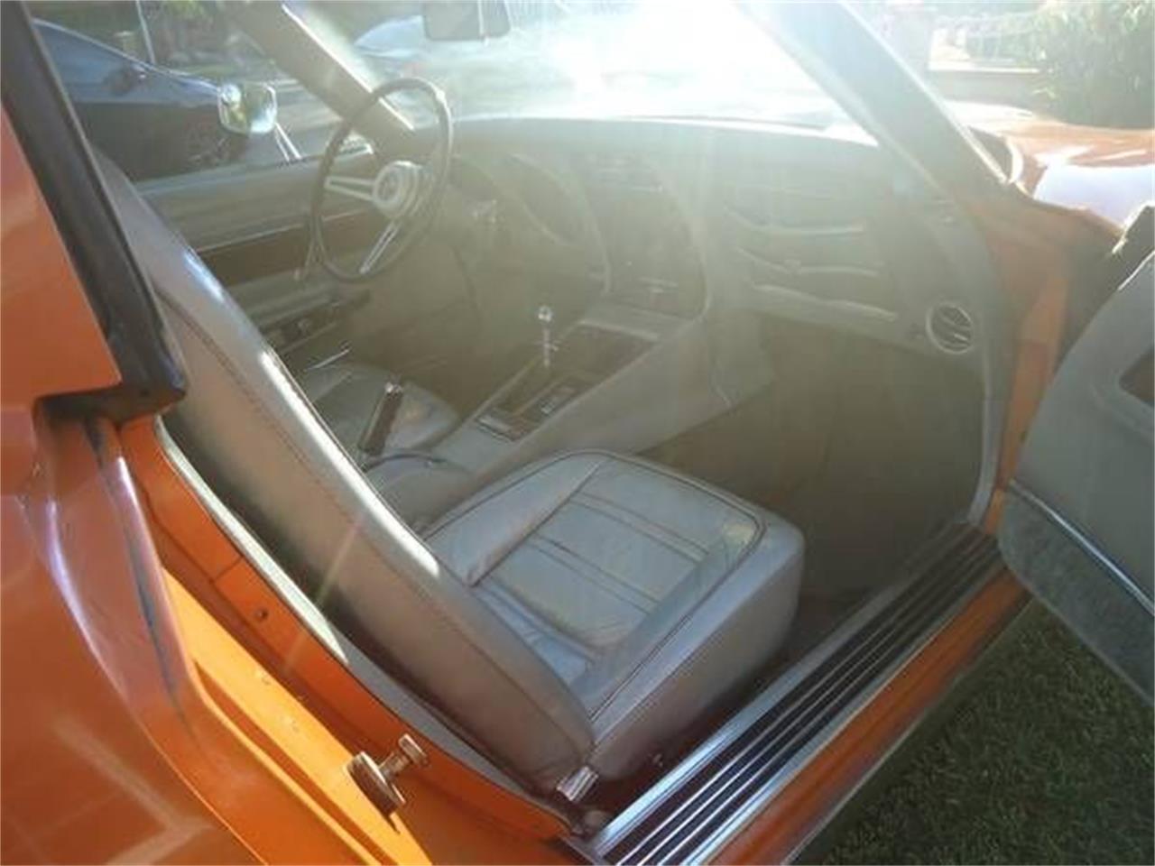 1974 Chevrolet Corvette (CC-1166437) for sale in Cadillac, Michigan