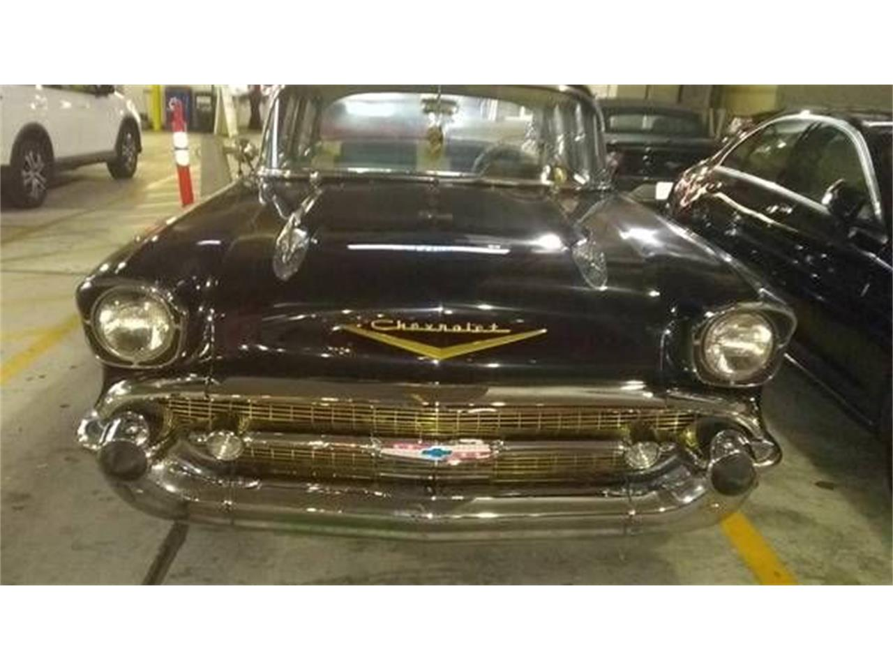 1957 Chevrolet Bel Air (CC-1166443) for sale in Cadillac, Michigan