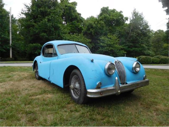1956 Jaguar XK140 (CC-1166451) for sale in Cadillac, Michigan