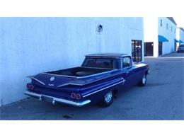 1960 Chevrolet El Camino (CC-1166458) for sale in Cadillac, Michigan