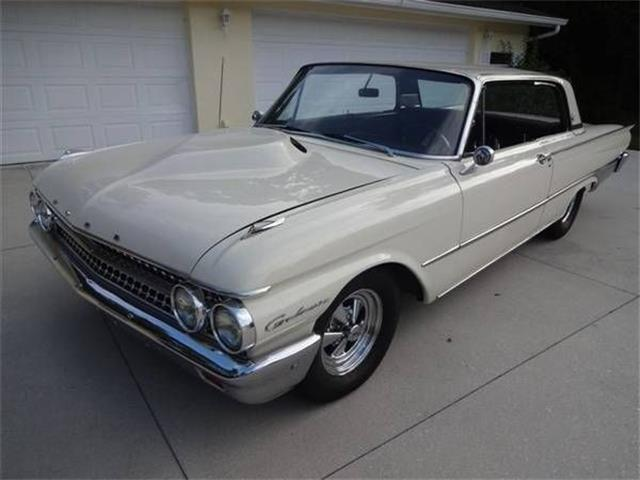 1961 Ford Galaxie (CC-1166462) for sale in Cadillac, Michigan