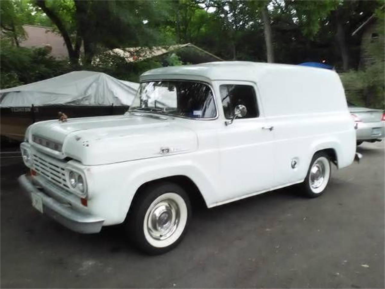 1959 Ford Panel Truck (CC-1166478) for sale in Cadillac, Michigan
