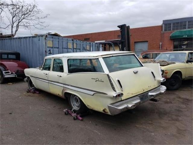 1959 Plymouth Woody Wagon (CC-1166483) for sale in Cadillac, Michigan