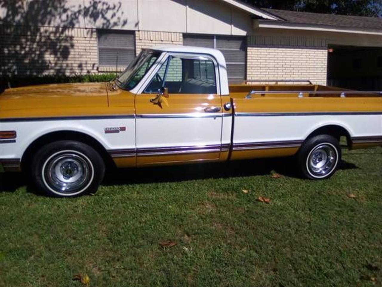 1972 Chevrolet C10 (CC-1166492) for sale in Cadillac, Michigan