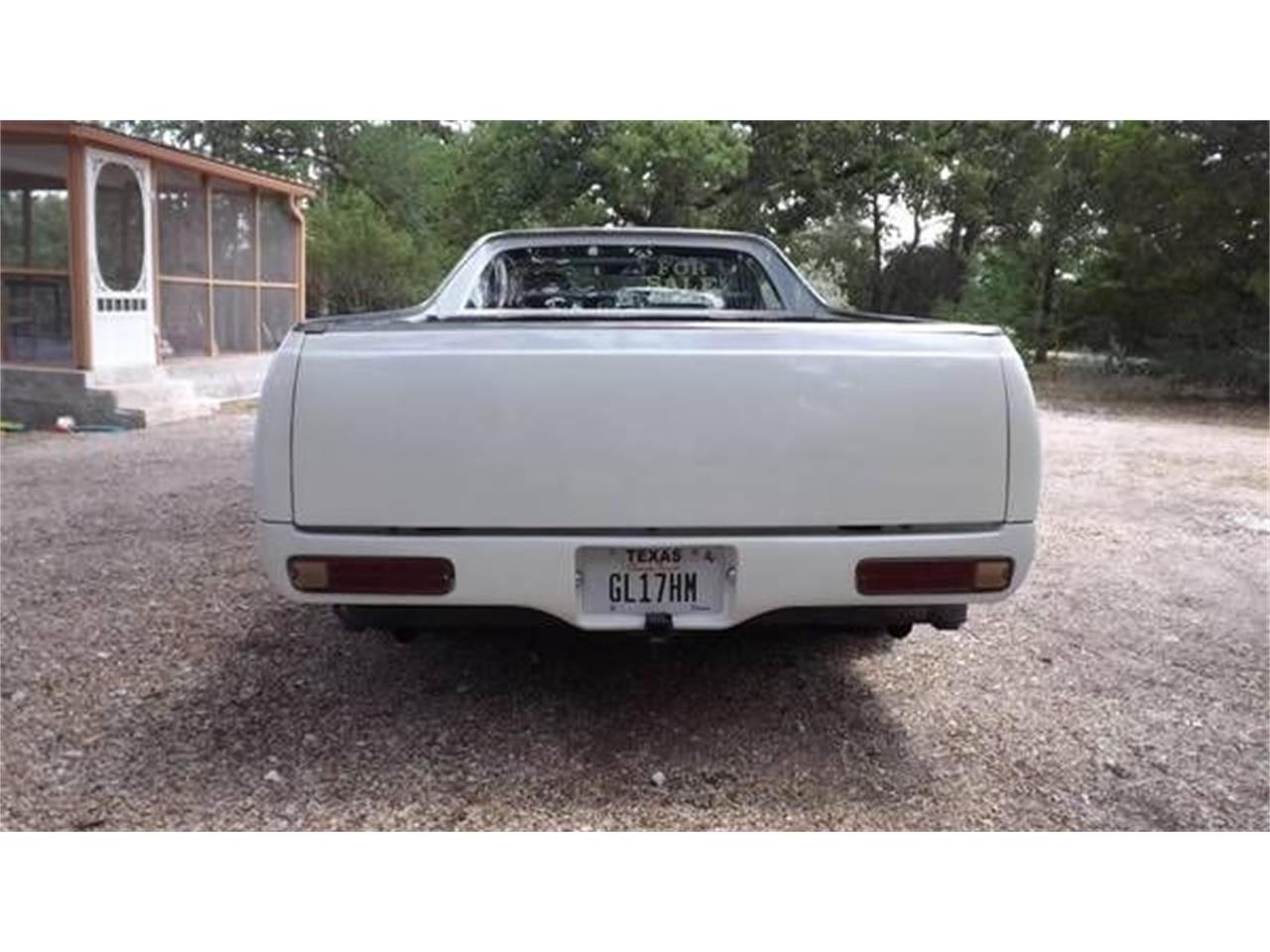 1978 Chevrolet El Camino (CC-1166494) for sale in Cadillac, Michigan
