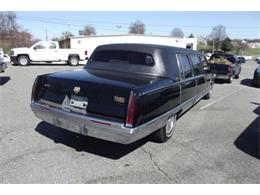 1996 Cadillac Fleetwood (CC-1166509) for sale in Cadillac, Michigan