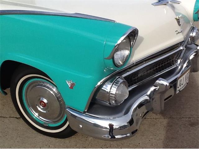 1955 Ford Victoria (CC-1166515) for sale in Cadillac, Michigan