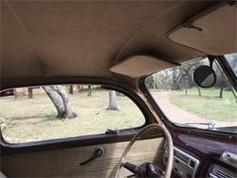 1940 Ford Deluxe (CC-1166533) for sale in Cadillac, Michigan