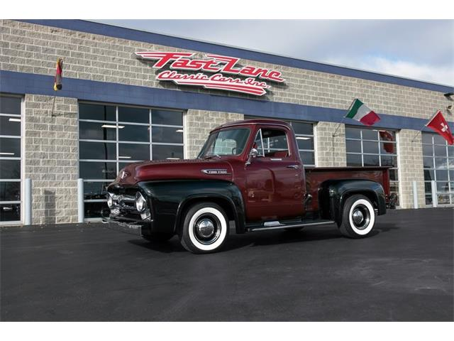 1954 Ford F100 (CC-1166554) for sale in St. Charles, Missouri