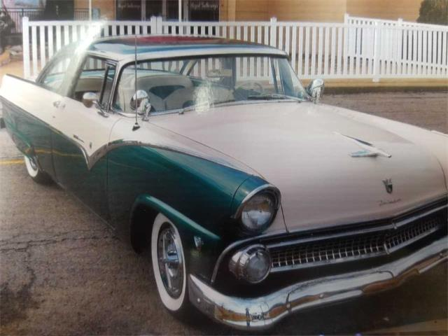 1955 Ford Fairlane (CC-1166617) for sale in West Pittston, Pennsylvania