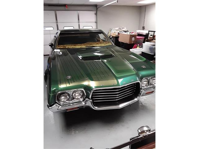 1972 Ford Gran Torino (CC-1166622) for sale in West Pittston, Pennsylvania