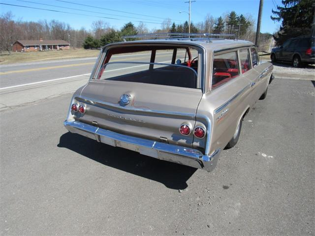 1962 Chevrolet Bel Air (CC-1166654) for sale in Ashland, Ohio