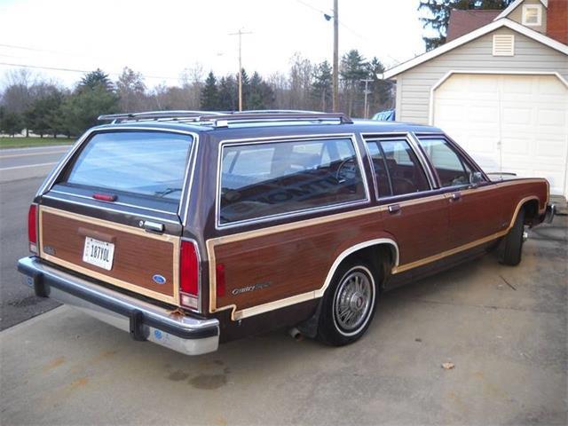 1984 Ford Crown Victoria (CC-1166655) for sale in Ashland, Ohio