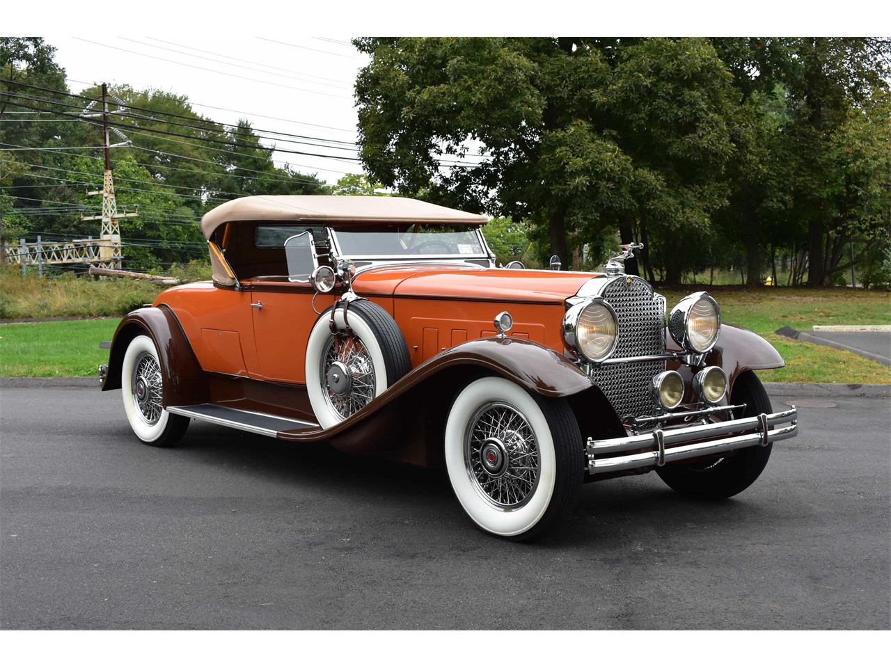 1930 Packard 740 Roadster (CC-1166684) for sale in Orange, Connecticut