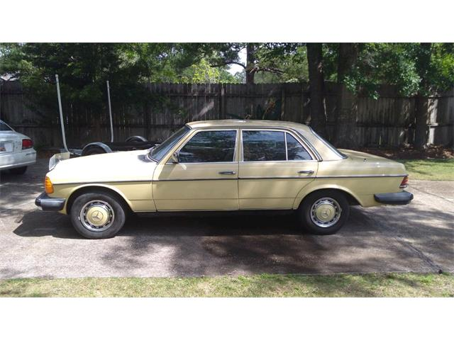 1978 Mercedes-Benz 300D (CC-1166730) for sale in FREEPORT, Florida