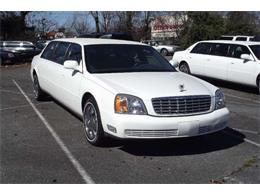 2002 Cadillac DeVille (CC-1166789) for sale in Cadillac, Michigan