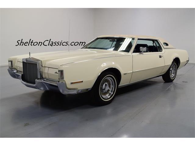 1972 Lincoln Continental (CC-1166828) for sale in Mooresville, North Carolina