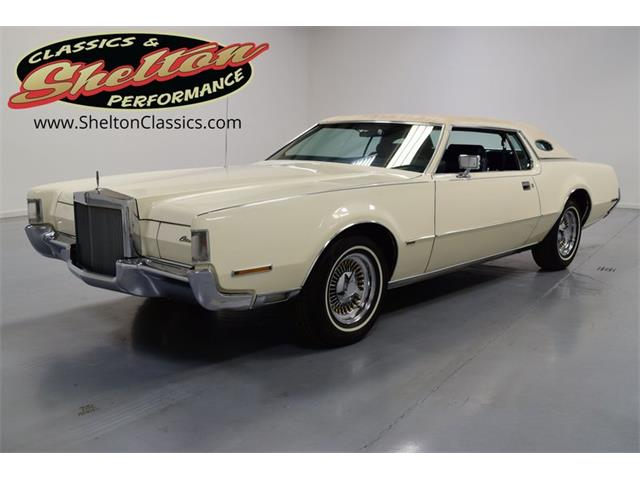 1972 Lincoln Continental (CC-1166828) for sale in Mooresville, North Carolina