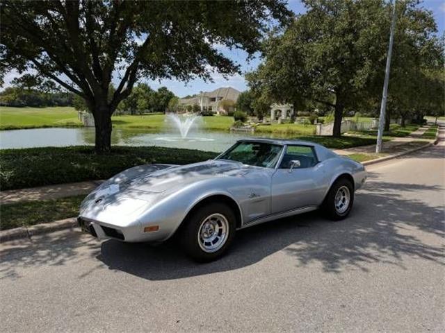 1976 Chevrolet Corvette (CC-1166831) for sale in Cadillac, Michigan