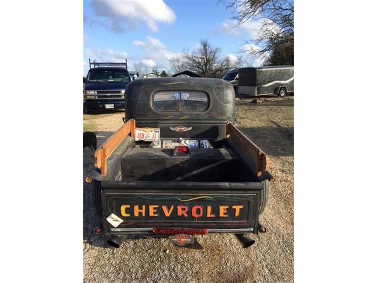 1940 Chevrolet Rat Rod (CC-1166832) for sale in Cadillac, Michigan