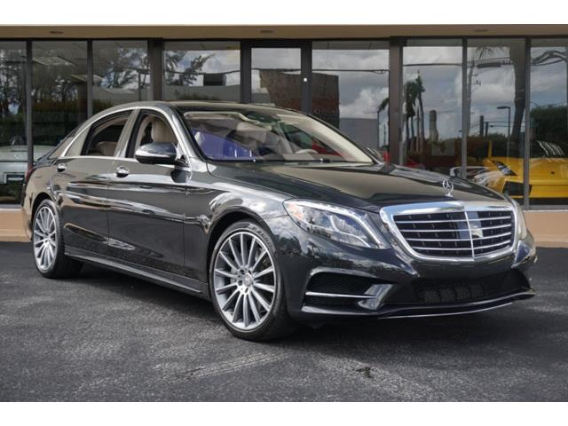 2015 Mercedes-Benz S-Class (CC-1160685) for sale in Miami, Florida