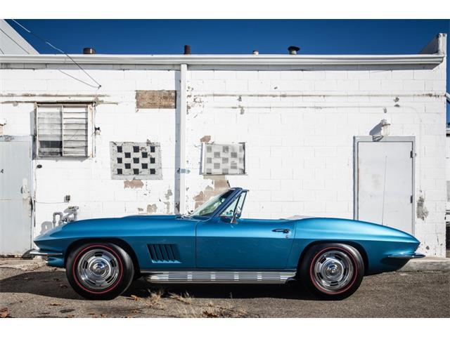 1967 Chevrolet Corvette (CC-1166962) for sale in Wallingford, Connecticut
